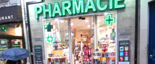 Pharmacie Odéon,Paris